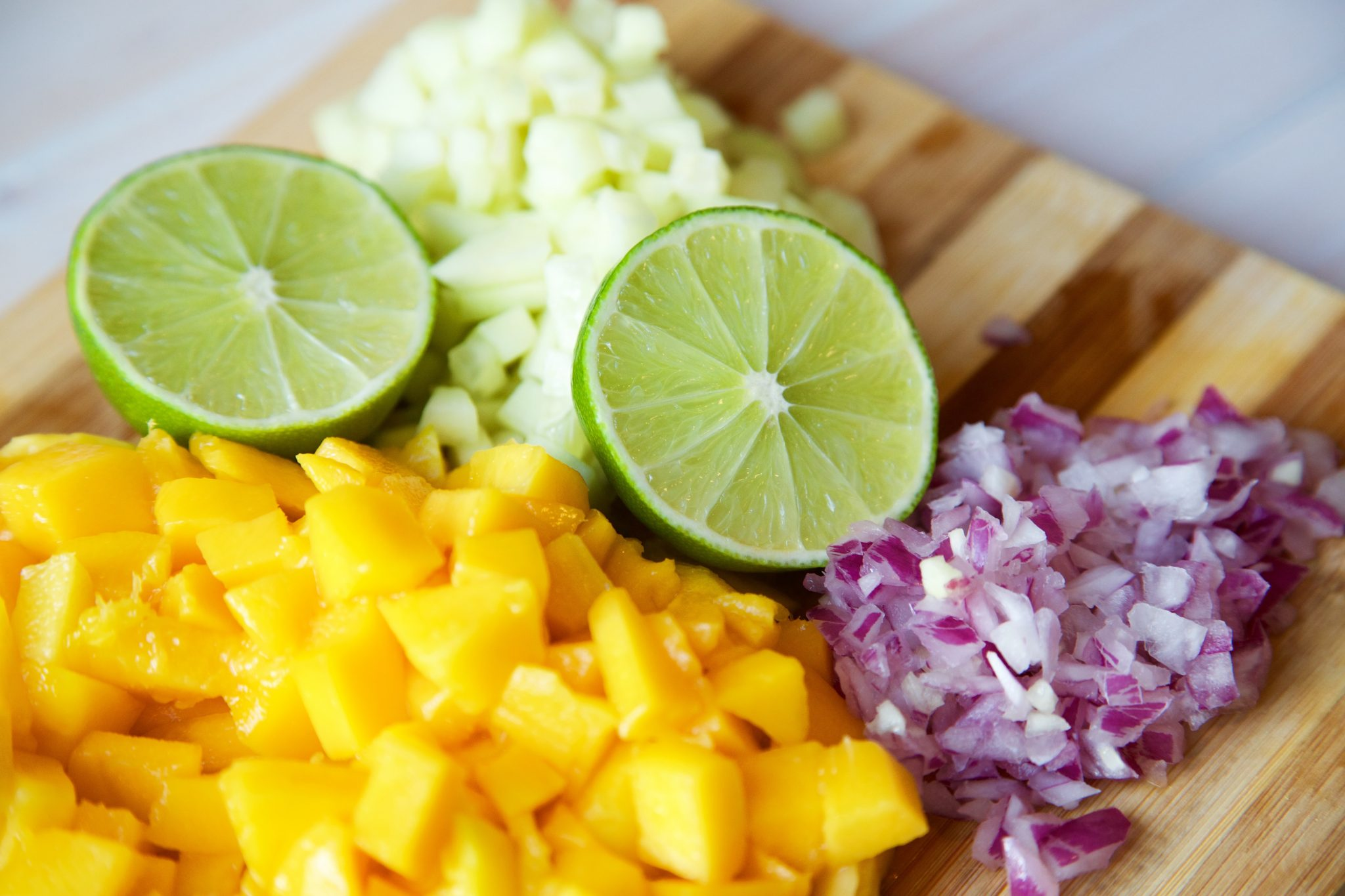 Mango Salsa Recipe   Rockwell