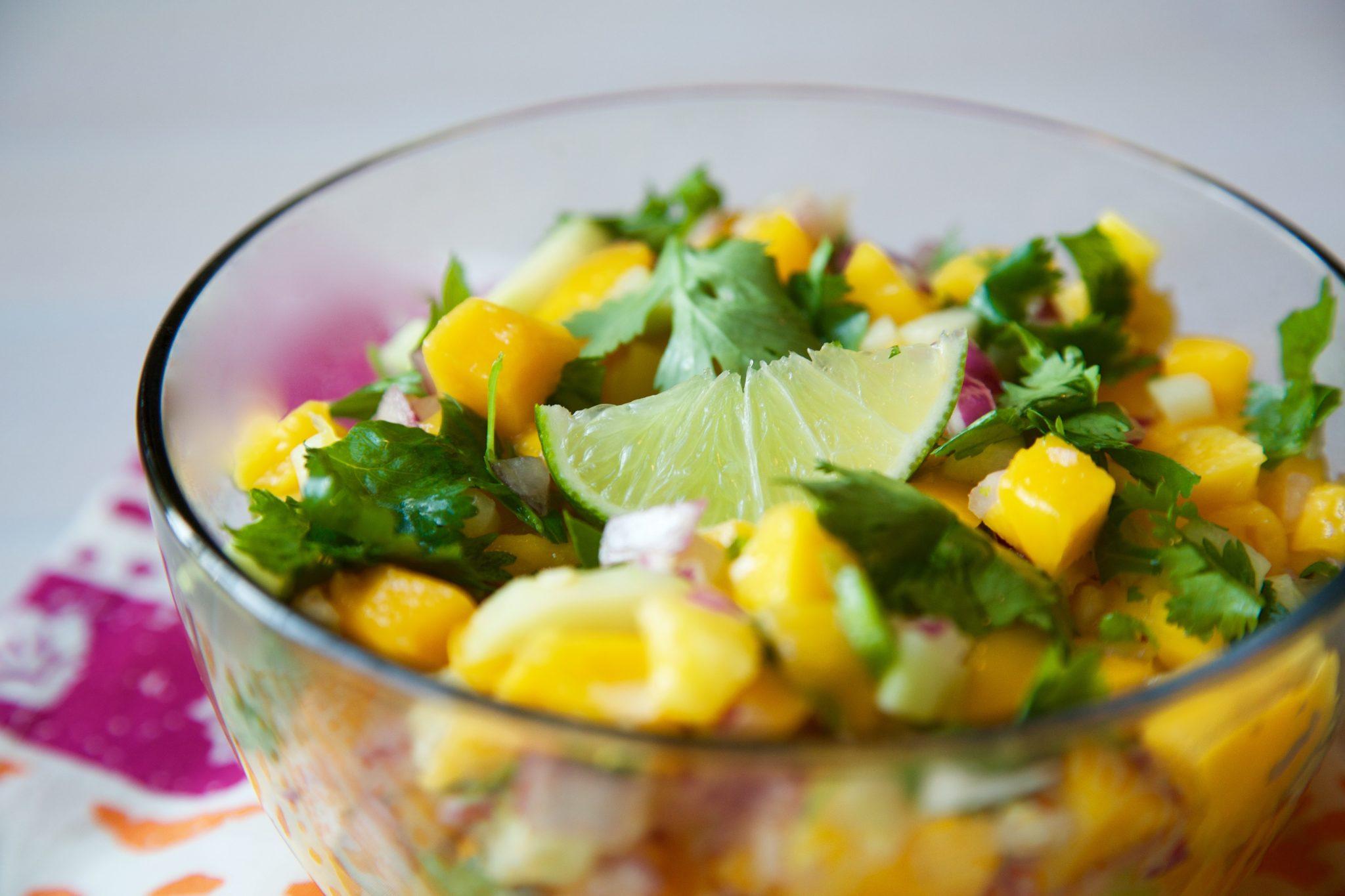 Mango Salsa Recipe | Rockwell