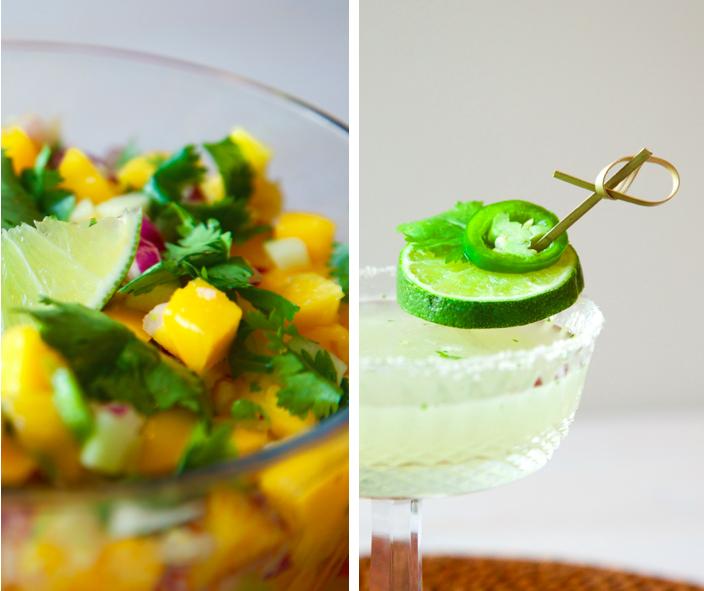Mahi Mahi + Mango Salsa Recipe | Rockwell