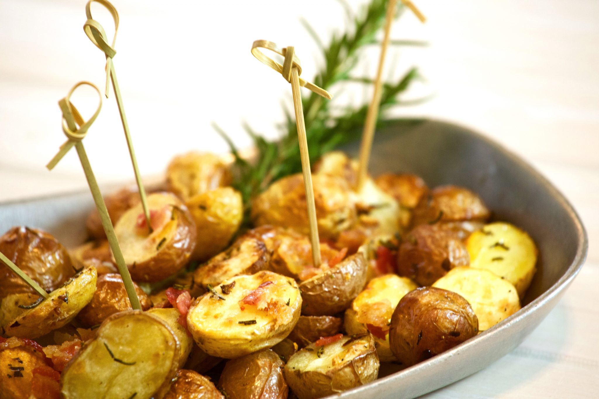 Apéritif: Oven Roasted Potatoes and Spicy Aioli - Rockwell