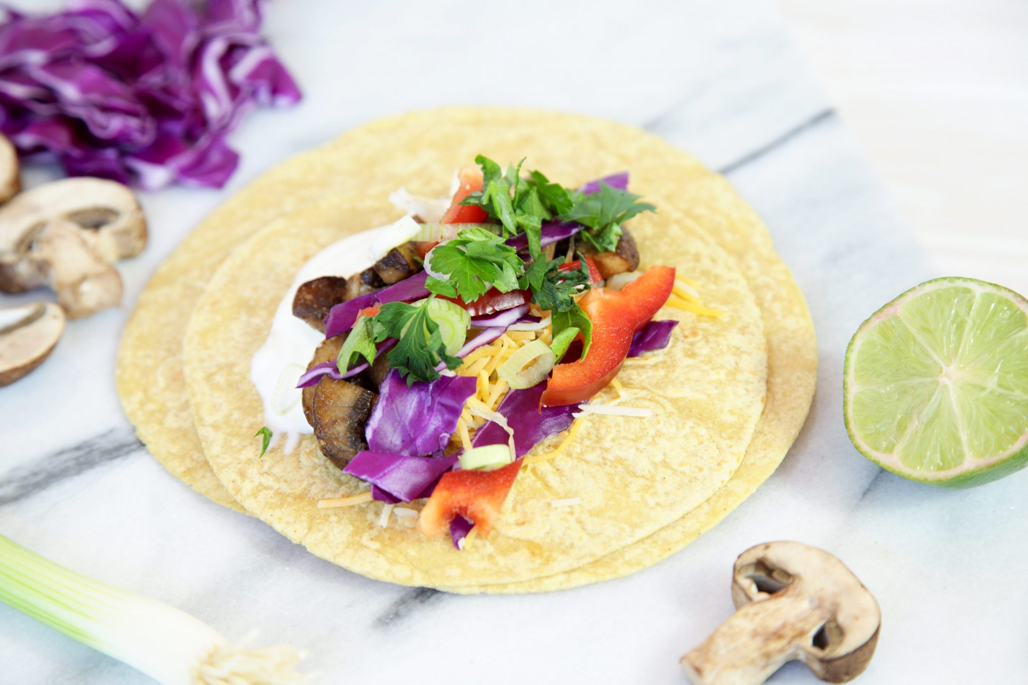 A Vegetarian Taco Tuesday   Rockwell