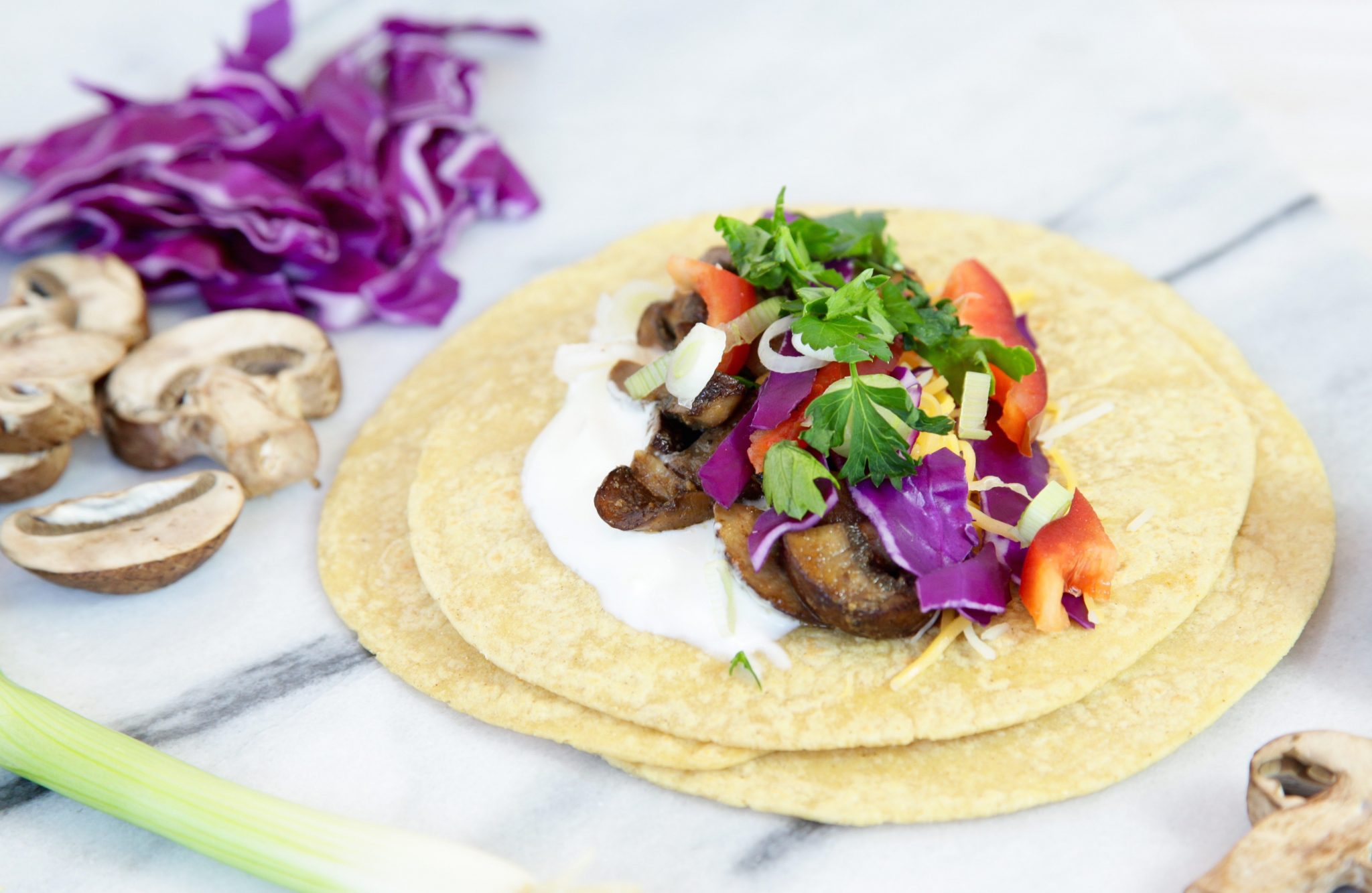 A Vegetarian Taco Tuesday | Rockwell