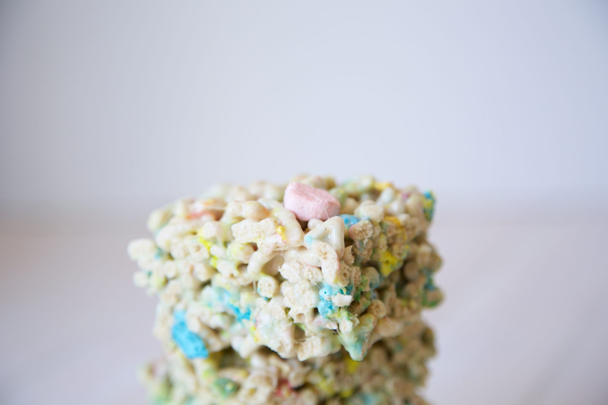 Lucky Charms Crispy Treats | Rockwell